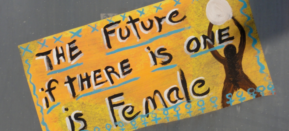 The Future if there is one is Female